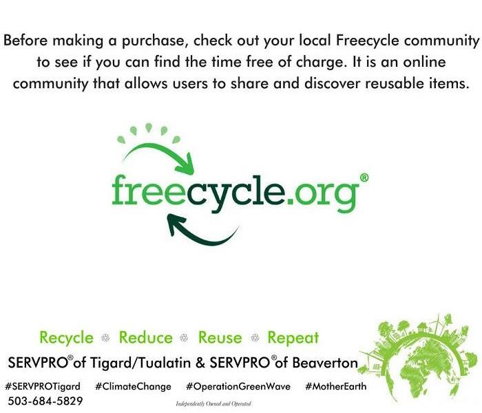 Freecycle Community