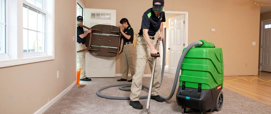 Beaverton, OR residential restoration cleaning